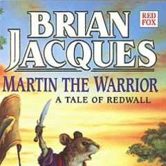 UK Martin the Warrior Paperback