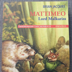 German Mattimeo Paperback Vol. 3