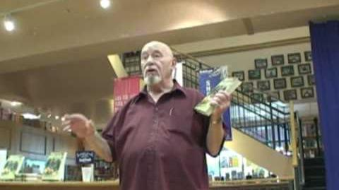 Brian Jacques in Austin Pt 2