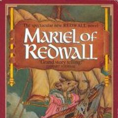 US Mariel of Redwall Original Paperback