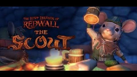 The Lost Legends of Redwall The Scout Official Trailer