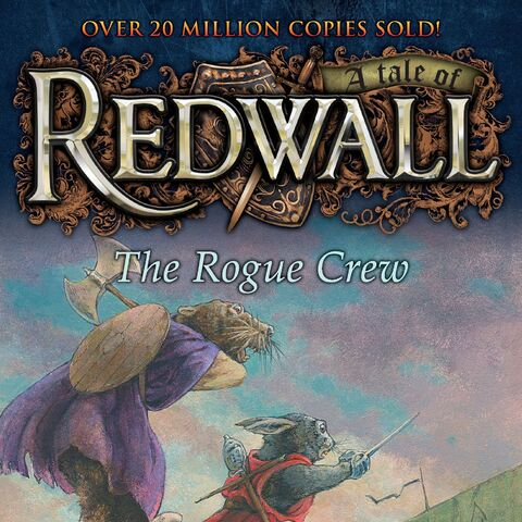 US The Rogue Crew Hardcover