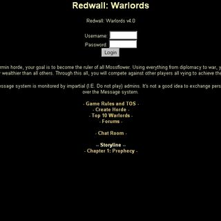 Redwall: Warlords 2002