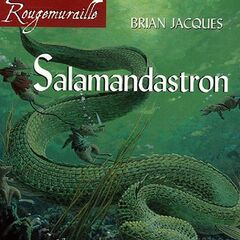 French Salamandastron Hardcover