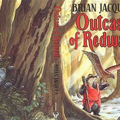 UK Outcast of Redwall Hardcover