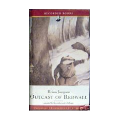 Outcast of Redwall Unabridged Audiobook