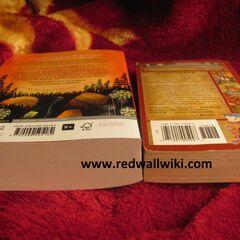 Book size comparison