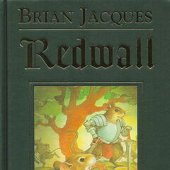 UK Redwall 10th Anniversary Hardcover