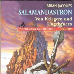 German Salamandastron Paperback Vol. 2