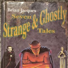 UK Seven Strange and Ghostly Tales Hardcover
