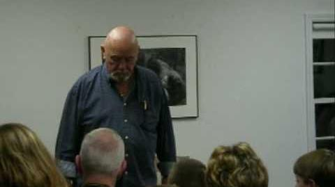 Brian Jacques in Millbrook - Pt 2