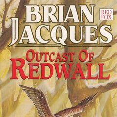 UK Outcast of Redwall Paperback