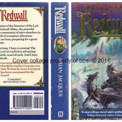 UK Redwall Paperback 2