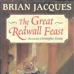 UK The Great Redwall Feast Hardcover
