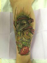 Redwall Tattoos