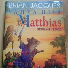 Estonian Redwall Hardcover