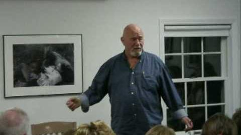 Brian Jacques in Millbrook - Pt 1