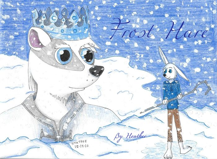 Frost Hare cover