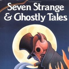 US Seven Strange and Ghostly Tales Hardcover