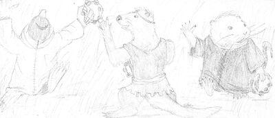 Dibbun's Tambourine Dance