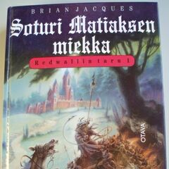 Finnish Redwall Hardcover
