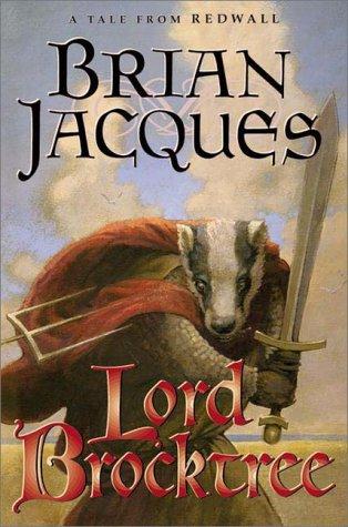 Lord Brocktree (Redwall, Book 13)