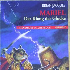 German Mariel of Redwall Paperback Vol. 3