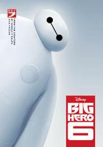 Big Hero 6 Baymax Poster 001