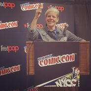 NYCC-2014 WikiaLive 0024