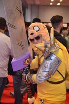 NYCC-2014 WikiaLive 0057