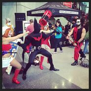 NYCC-2014 WikiaLive 0027