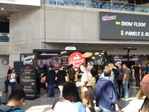 NYCC-2014 WikiaLive 0004