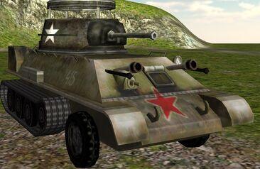 Tank crap
