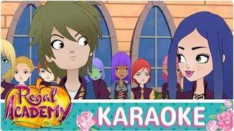 Regal Academy Tu sei l'unico al mondo KARAOKE
