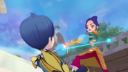 Regal Academy Ling Ling IronFan and Hawk SnowWhite
