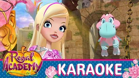 Regal Academy Season 2 - The Dragon Song KARAOKE