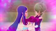Regal Academy Travis Beast and Ling Ling IronFan