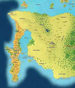 Incarnum County