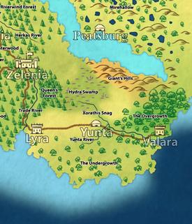YuntaMap
