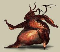 Toadie Demon