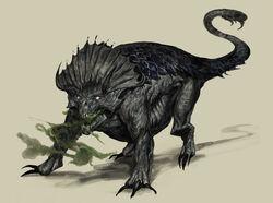 Gate Breaker Demon