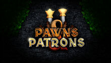 Pawns and Patrons logo