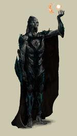 Commander Demon