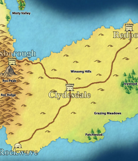 ClydesdaleMap