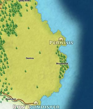 PernisisMap