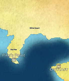 Pike's Pointmap