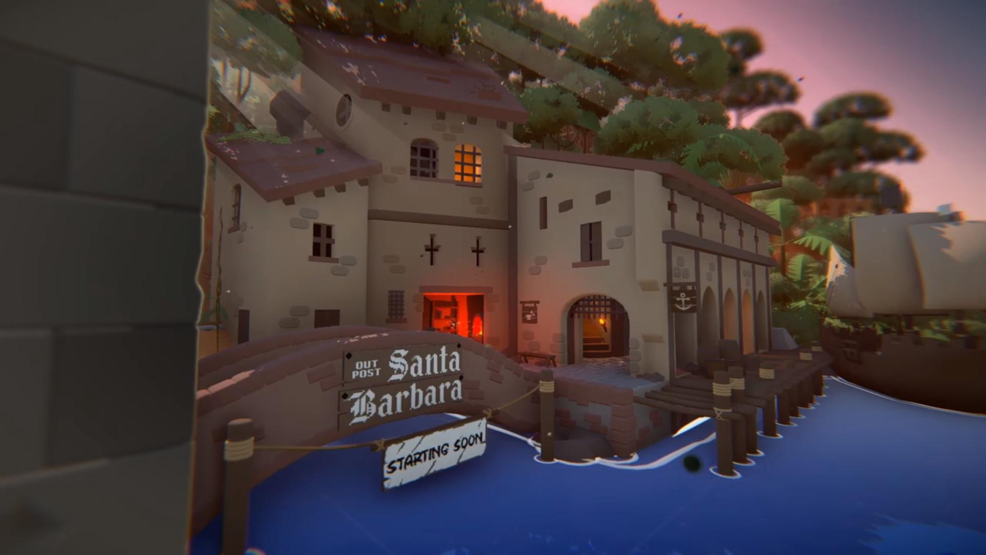 Outpost Santa Barbara Splashpage