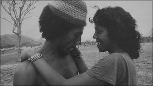 File:Bob Marley and Cindy.jpg