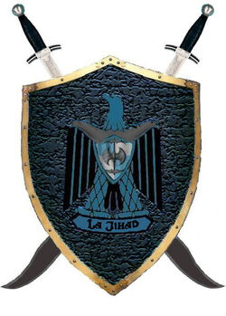 Escudo jihad