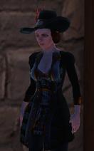 Renaissance Clothing female dwarf model